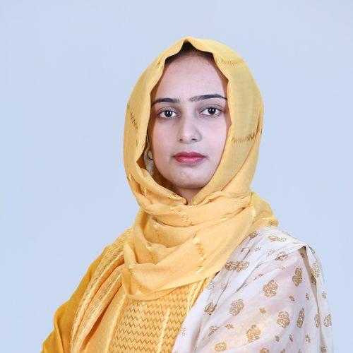 Ms. Ayesha Sarfaraz